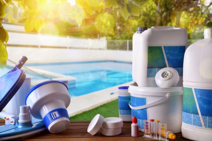 eau de piscine verte entretien