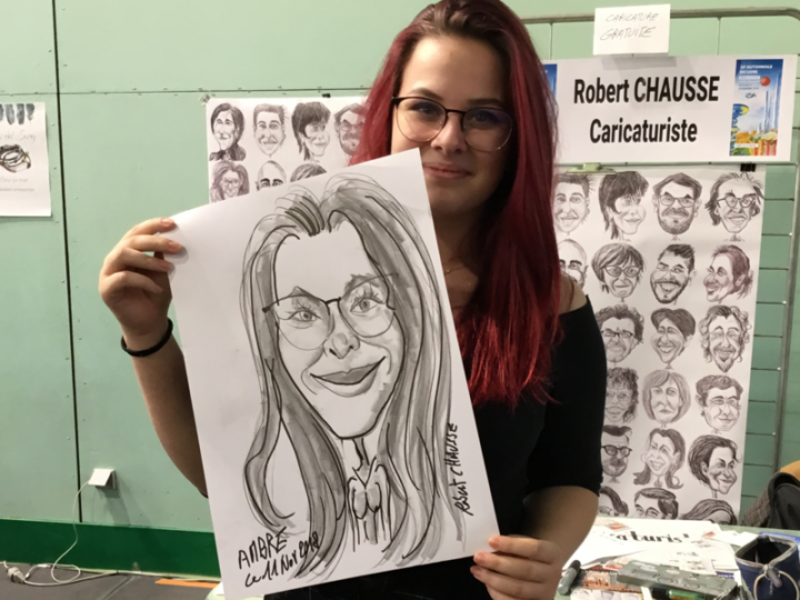 faire appel à un caricaturiste