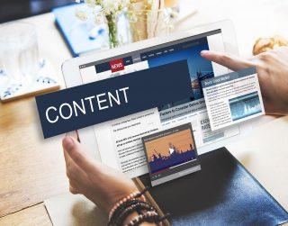 contenu editorial